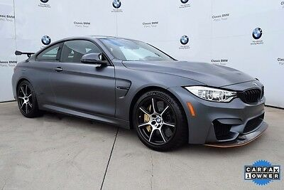 2016 BMW M4 GTS 1 OF 300 IN THE US! 500 miles, Carbon Wheels