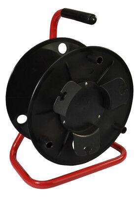 Cobra Empty Cable Reel Drum Red Frame - Multi Purpose - Cable - Hose