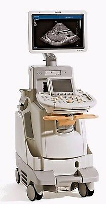 PHILIPS iU22 ULTRASOUND SYSTEM '06: Manufacturer Refurbished. BOX ONLY