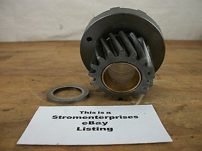 USED Hobart 60 80 140 Qt mixer  00-024545 Upper Clutch & Upper Gear Assy. (17T)