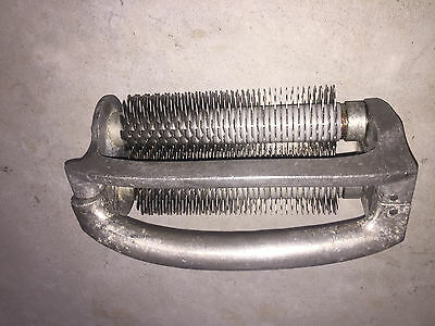 Hobart 403 And 401 Tenderizer  Teeth Unit Without The Combs Good Condition