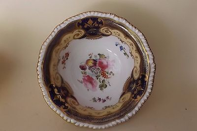 Antique English H & R Daniel Waste Bowl C.1820's, Pattern #4058