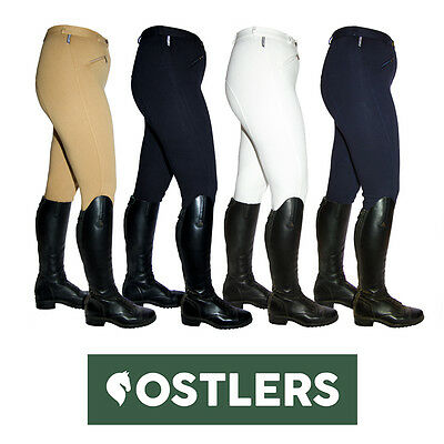 OSTLERS Ladies Jodphurs Jodhpurs Size 8 10 12 14 16 18 20 Horse Riding Womens