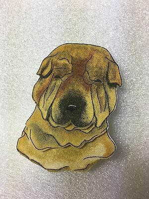 """SHAR-PEI BEAUTY"" to show off"