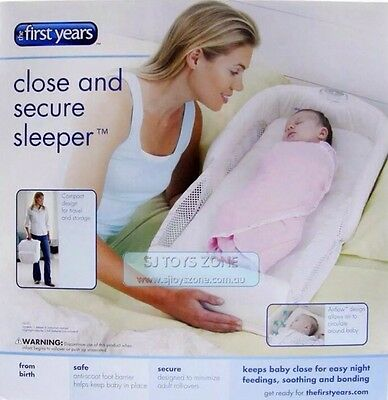 The First Years Infant Sleeper