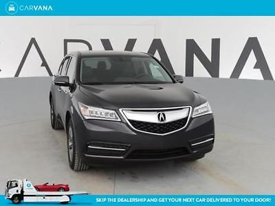 2014 Acura MDX MDX SH-AWD Dk. Gray MDX SH-AWD3.5L V6 290hp 267ft. lbs.6-Speed Shiftable Automatic