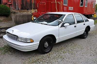 1994 Chevrolet Caprice Caprice Classic 1994 Chevrolet Caprice Classic 9C1 Police Package, 14K Actual Miles, 5.7L LT1!!!