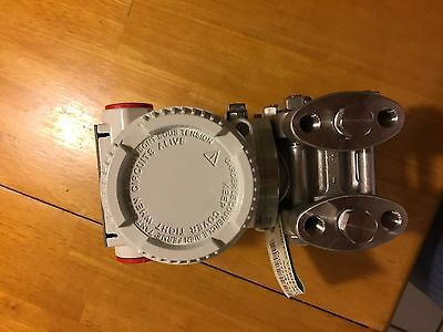 ABB HART 2600T PRESSURE TRANSMITTER SN:6207003166 MWP:3045PSI NEW 2 For 1