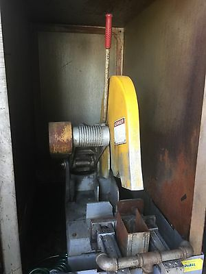 "Everett 14""-16"" Abrasive Cut-Off Chop Saw Model 14-16 Industrial Laboratory"