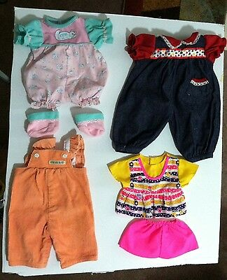 4 Used Cabbage Patch Outfits 1