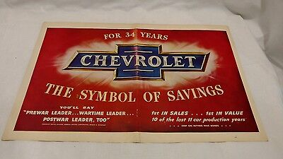 Vintage Chevrolet, Kodak, US Brewers Foundation Ad