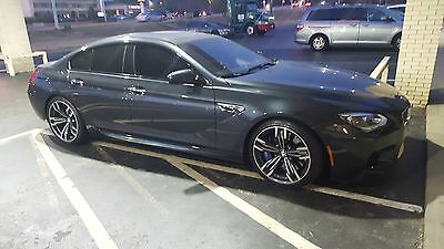 2015 BMW M6 Competition Package 2015 BMW M6 Gran Coupe with Competition Package Loaded with options NO RESERVE!!
