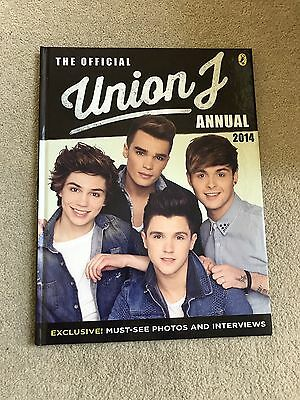 The Official Union J Annual 2014