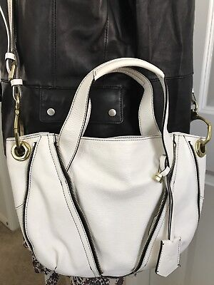 NWT orYANY Women's LARGE CROSSBODY PEBBLE LEATHER SHOULDER Bag TOTE