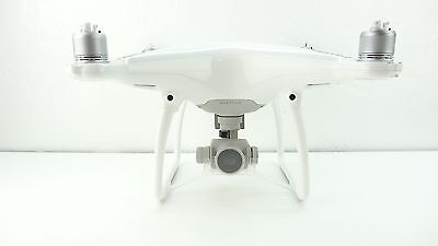 DJI Phantom 4 Quadcopter Drone with 4K Gimbal-Stabilized 12MP Camera