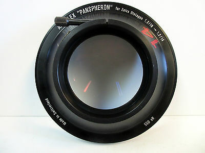ARRI Panspheron For Zeiss 18mm to 14mm Wide Angle Lens Adapter 1,2/18 to 1,2/14