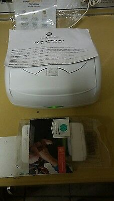 Lion Heart Wipes Warmer & AC Adapter - Works Great! Just needs EVER FRESH Pillow