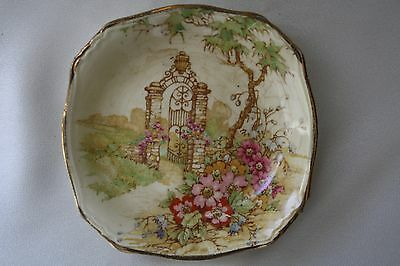 Antique Royal Winton Plate Made in England
