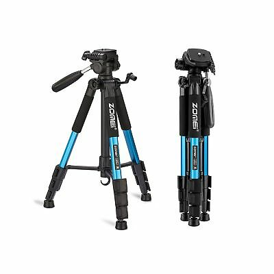 "ZOMEI 55"" Compact Light Weight Travel Portable Folding SLR Camera Tripod for ..."