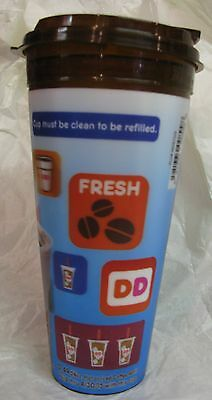 Dunkin Donuts refill mug cup 24oz. (Special limited offer refill price)