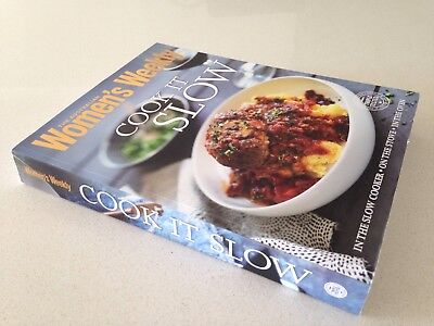 Cook It Slow Recipe Book By Women's Weekly