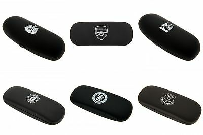 Football Club Official Black Hard Matte Glasses Case Sunglasses Gift Fan