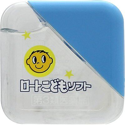 Japan rohto Children's soft Eye drops 8ml  From Japan