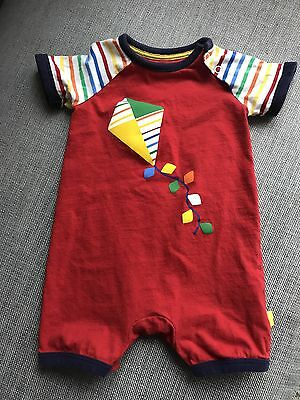 Little Bird Summer Kite Romper 3-6 Months Boy Girl Unisex