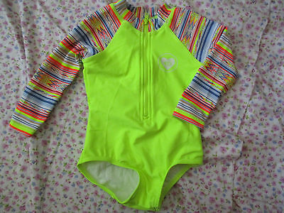 ripcurl / rip curl swimming suit BNWOT size1-2