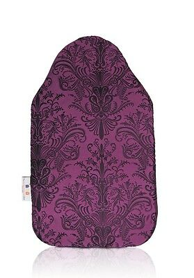 Buckingham Royal Limited Edition Hand Made 100% Silk Brocade 2L Hot Water Bottle