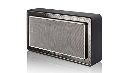 Bowers & Wilkins T7 Bluetooth Portable Speaker - Black – New With Warranty