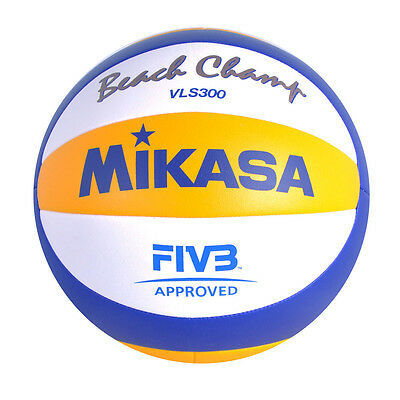 Mikasa Sports Beach Volleyball VLS300 FIVB Volley Ball Summer Accessories New