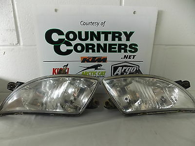 Used 2006 Trv 400 Front Headlights (Sold As Set Left And Right)