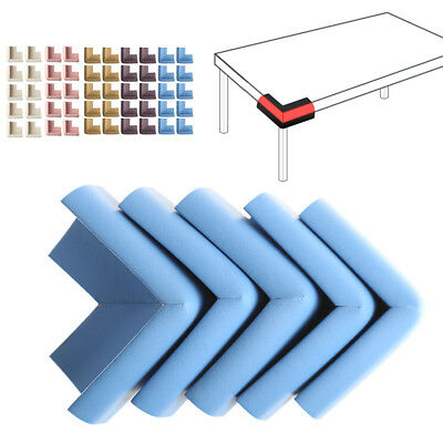 10Pcs Baby Safety Table Desk Edge Corner Bumper Protector Cushion Guard Cover