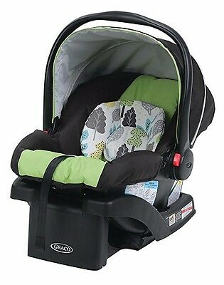 Graco SnugRide 30 Click Connect Infant Car Seat with Front Adjust Unisex