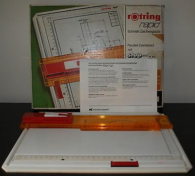 Rotring A4 Rapid Drawing Board
