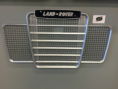 Land Rover Series 3 Front Grille 346346