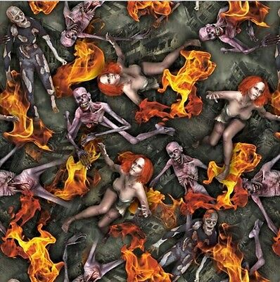 Hydrographic Water Transfer Hydrodipping Film Hydro Dip Devils Rejects 1M