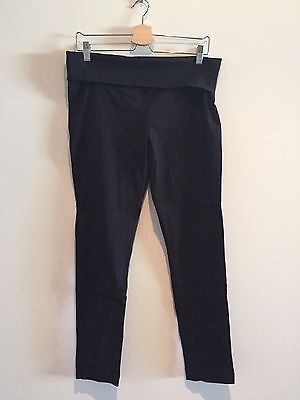 RIPE Black Maternity Pants Size M