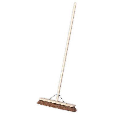 Sealey BM24S Broom 24(600mm) Soft Bristle