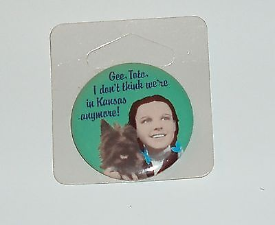 Wizard of Oz Dorothy & Toto PIN by Button-Up