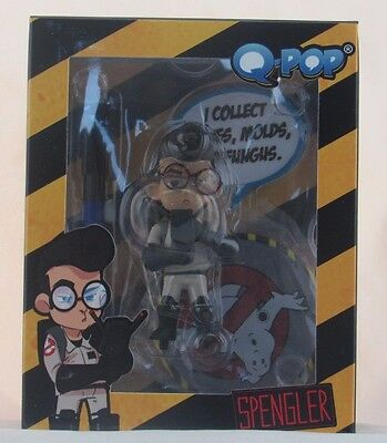 Q-Pop Ghostbusters Egon Spengler SDCC Loot Crate Exclusive Figure