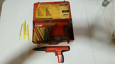 Hilti DX 350 Power Actuated Tool