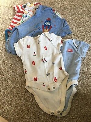 Next Baby Boys Vests