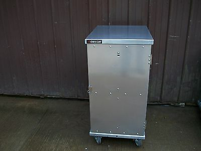 New Cres Cor Transport Food Catering Cabinet 1/2 Size