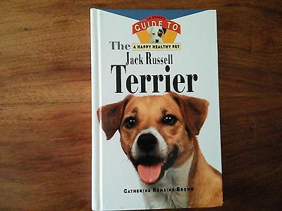 Jack Russell Terrier Owners Guide 1996 Hard Copy