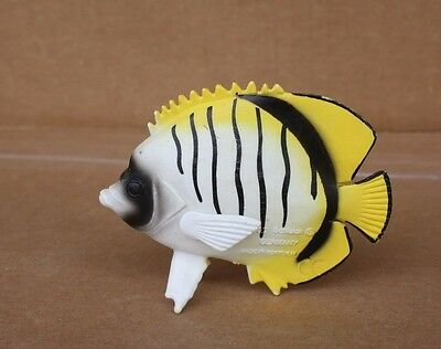 schleich RETIRED 16253 Lined Butterfly Fish RARE