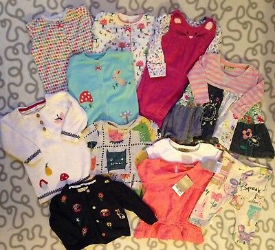baby girl Next 3-6 Months Clothes Bundle Some Bnwt