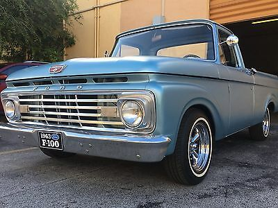 1963 Ford F-100  1963 Ford f100