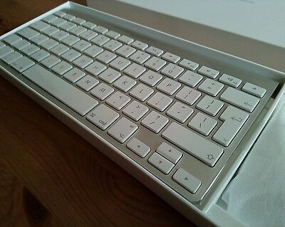 apple wireless magic keyboard and mouse never used still in original packaging. Black Bedroom Furniture Sets. Home Design Ideas